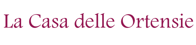 La Casa delle Ortensie B&B Logo